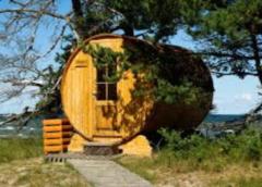 Le Sauna extérieur prévient des maladies graves